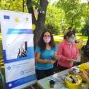 """Мобилна """"Творителница"""" е част от Забавления за деца в парк """"Розариум"""""""