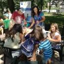 """Мобилна """"Творителница"""" и днес зарадва десетки деца и родители в парк """"Розариум"""""""