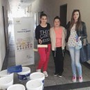 "The volunteers in Razhena and their cause ""The School"""