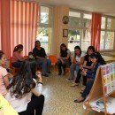 "The second training module on the project ""Together with our children"" of the NGO ""Future for the Children"""